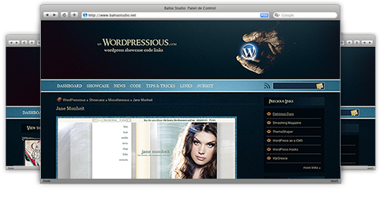 WordPressious