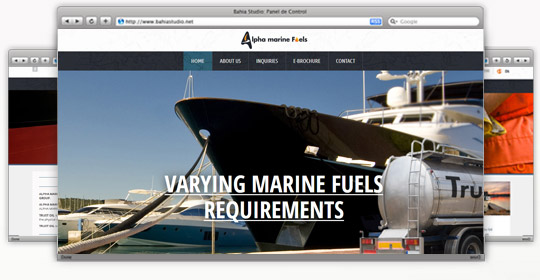 Alpha Marine Fuels