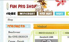 Fun Pro Shop