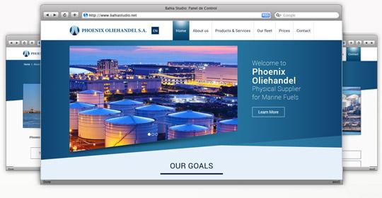 Phoenix Oliehandel
