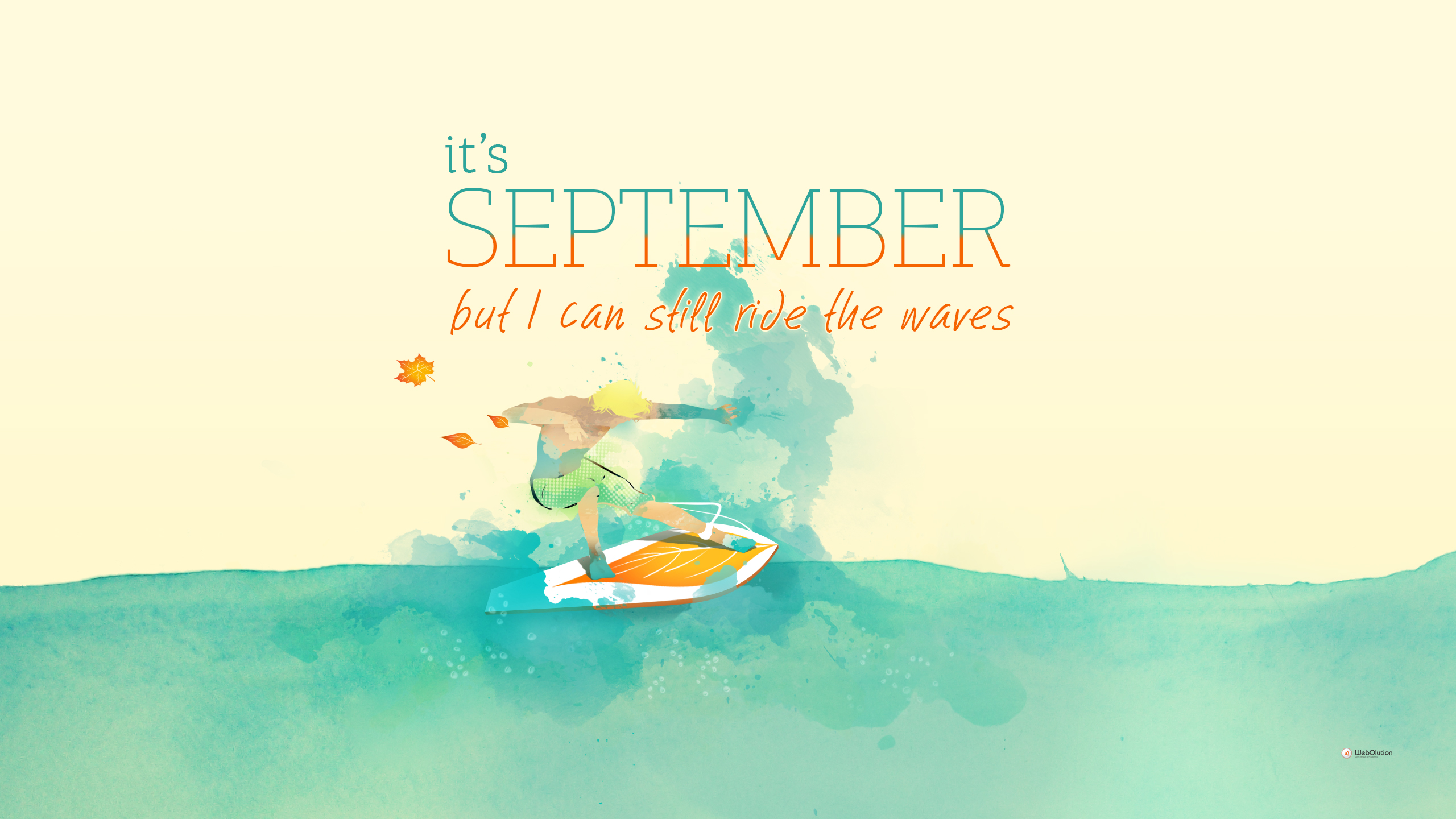 September Wallpaper 2015