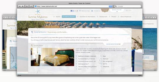 Sunrise Mykonos Hotel