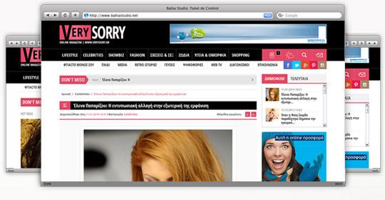 Very Sorry